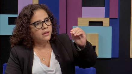 Fiscal Rocío Sánchez admite dificultades en investigación de 'Los Cuellos Blancos del Puerto'