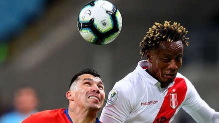 Selección Peruana: André Carrillo dejó el cabello rubio y sorprende con nuevo look para la final