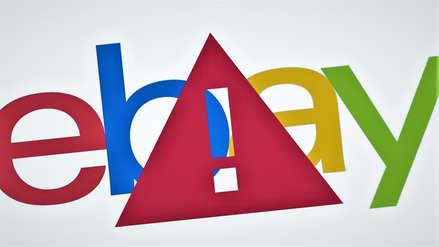 eBay reporta problemas de conexión y caídas en Estados Unidos y Europa [ACTUALIZACIÓN]