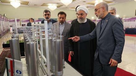 Tensión en Medio Oriente: Irán eleva el nivel de su uranio enriquecido a 4,5 por ciento