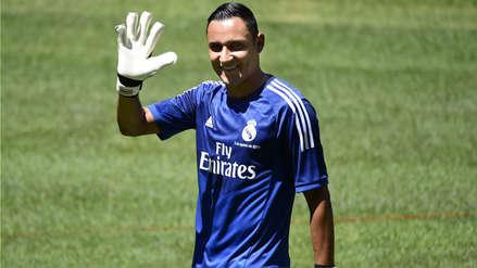 Keylor Navas se quedaría en el Real Madrid y forzaría la salida de otro jugador, según Marca