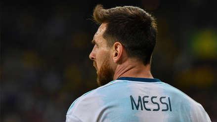 Lionel Messi: Chilavert apoyó las declaraciones de la estrella argentina en contra de la Conmebol