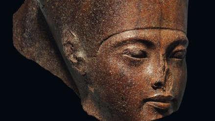 Continúa la polémica por busto de Tutankamón: Egipto tomará medidas legales tras subasta