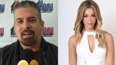 Pedro Moral confirma que la denuncia de Sheyla Rojas por violencia psicológica fue archivada