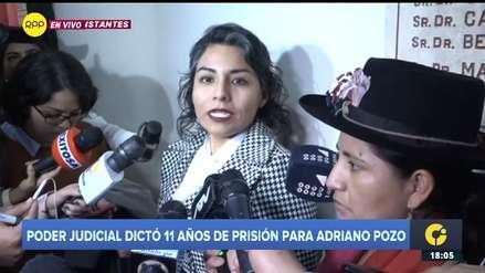 Abogada de Arlette Contreras: Juzgado no ha querido reconocer la condena que ameritaba este caso