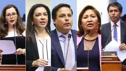 Congresistas critican a Vizcarra por decir que no está contento con resultados de debate sobre reforma
