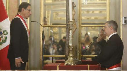 Luis Jaime Castillo juró como nuevo ministro de Cultura