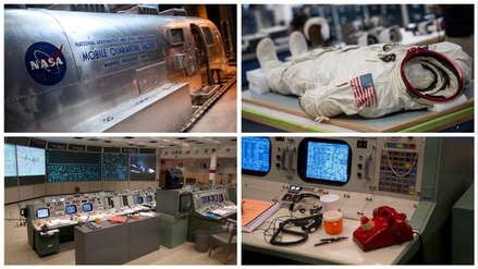 50 años de la llegada del Hombre a la Luna: Las imágenes que cuentan la histórica misión espacial