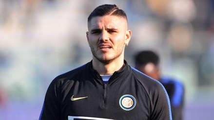 No va más: Antonio Conte le dijo a Icardi que no lo quiere en el Inter