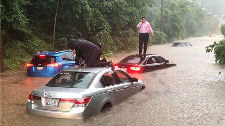 Emergencia por inundación: Fuertes lluvias en Washington dejan calles y carreteras bajo el agua [FOTOS y VIDEO]