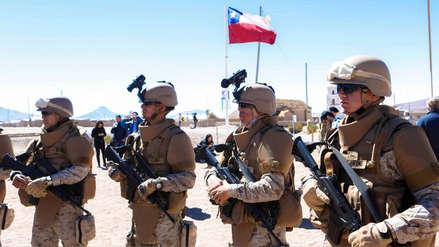 Chile desplegará a fuerzas armadas para luchar contra el narcotráfico en sus fronteras
