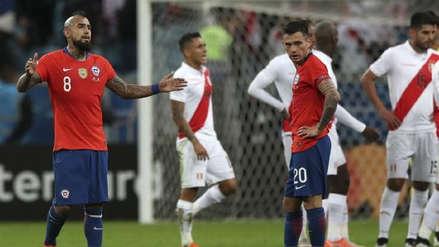¡Lo que provocó Perú! Cuatro chilenos entre los peores de la Copa América 2019
