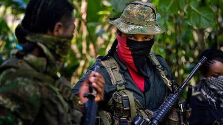 ELN atacó con granadas una sede fiscal cerca de la frontera con Venezuela