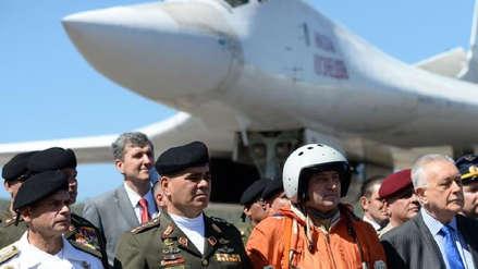 El Pentágono confirma que tropas rusas siguen en Venezuela en apoyo a Nicolás Maduro