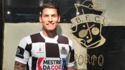¡Quiere su revancha! Iván Bulos regresa al fútbol europeo