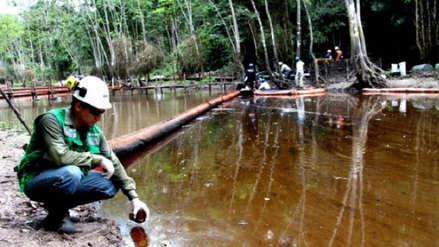 El OEFA investiga las causas del derrame de petróleo en la región Amazonas