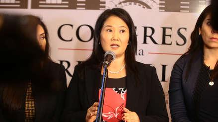 Keiko Fujimori | Su hermana presenta hábeas corpus en Tribunal Constitucional para anular prisión preventiva