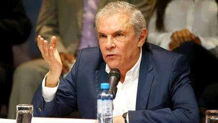 Rafael Vela: Expresidente de OAS