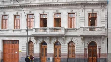 Cuerpo sin vida de un hombre fue hallado dentro de la Sala Penal Nacional