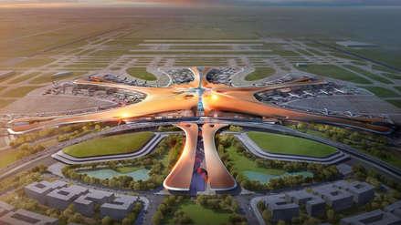 China | 18 imágenes del espectacular aeropuerto que se inaugurará en Pekín, el más grande del mundo
