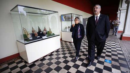 Ministerio de Cultura renovará el Museo Nacional de Arqueología, Antropología e Historia del Perú