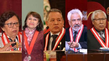 Perfil | ¿Quiénes son los jueces que resolverán la casación de Keiko Fujimori?