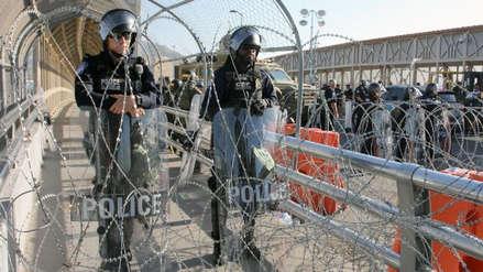 EE.UU. estudia enviar otros mil guardias nacionales a la frontera con México