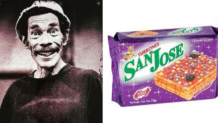 "¿Cuánto le pagaron a 'Don Ramón' en 1987 por hacer un comercial de turrones ""San José""?"