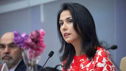 Nadine Heredia: A pesar de sentencia del TC a favor de mis hijas, la