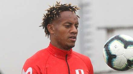 André Carrillo: Benfica rechazó un nuevo préstamo al Al Hilal por el delantero peruano