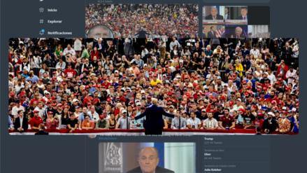 El troll contra Internet: El presidente Trump no puede bloquearte en Twitter