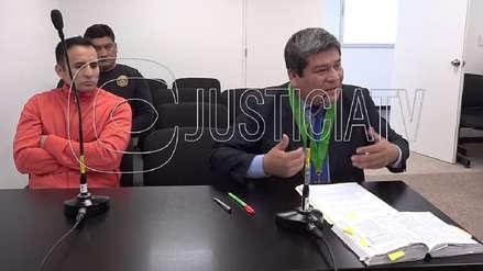Poder Judicial declaró infundado pedido para anular arresto domiciliario de Carlos Sulca Cruz