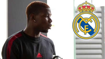 El mensaje del Manchester United que aleja a Paul Pogba del Real Madrid