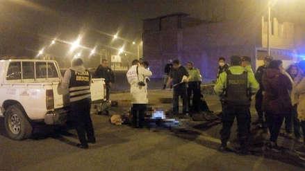 Una mujer fue asesinada de siete balazos en la cabeza por su pareja en plena calle