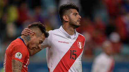 Ricardo Gareca elogió la dupla Carlos Zambrano y Luis Abram en la Copa América 2019