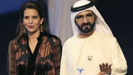 ¿Qué hay detrás de la misteriosa huida de la princesa Haya, esposa del jeque de Dubai, a Londres?