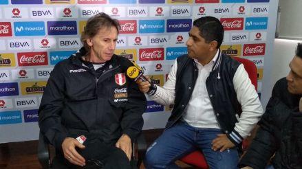 Ricardo Gareca y la gestión que realiza para que los jugadores de la bicolor lleguen a una liga top