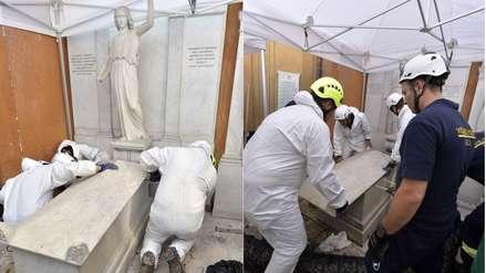 La inquietante sorpresa en el Vaticano al abrir 2 antiguas tumbas de princesas para resolver crimen