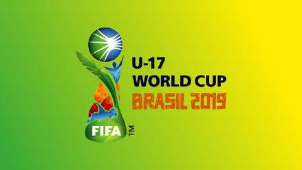 Se definieron los grupos y sedes del Mundial Brasil Sub 17