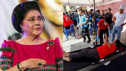Hijos de dictador celebraron los 90 años de su madre y acabaron intoxicando a cientos de sus seguidores