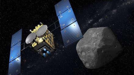 Espacio: la sonda Hayabusa2 logró recoger muestras subterráneas de asteroide