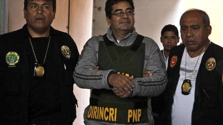 César Álvarez fue trasladado al penal de Challapalca, denuncia la hija de Ezequiel Nolasco