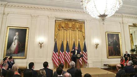 """Presidente Trump amenaza a Facebook, Google, Twitter y el mundo """"Social Media"""" con regulaciones"""