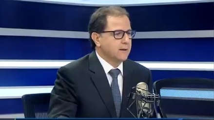 Ministro Ísmodes sobre interpelación: Estoy dispuesto de ir al Congreso a explicar lo que sea necesario