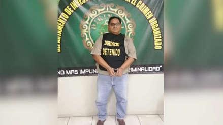 Detienen a falso funcionario de la PCM en Arequipa