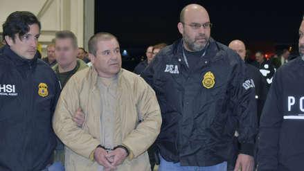 La Fiscalía de Estados Unidos pidió cadena perpetua para el Chapo Guzmán y 30 años más de cárcel