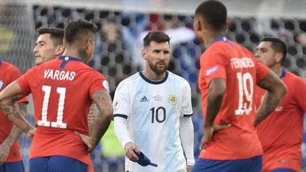 Lionel Messi recibió dura crítica de bicampeón de Copa América con Chile: