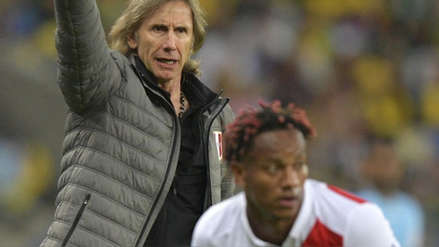 Ricardo Gareca reveló por qué André Carrillo arrancó como suplente en la Copa América 2019