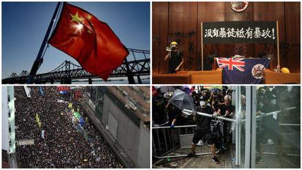 China y Hong Kong: Cinco claves para entender sus diferencias a raíz de una polémica ley de extradición