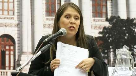 Vilcatoma: Al haber mentido, el acuerdo con Odebrecht no se puede salvar y se tiene que revocar